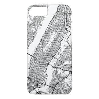 Funda Para iPhone 8/7 Cualquie mapa moderno de la ciudad