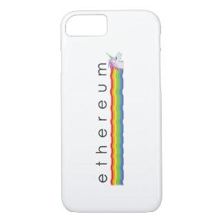Funda Para iPhone 8/7 Cubierta del teléfono de Ethereum