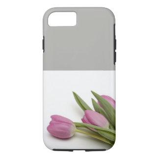 Funda Para iPhone 8/7 Cubierta elegante del tulipán