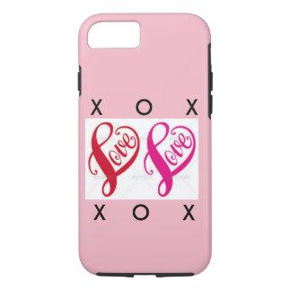 Funda Para iPhone 8/7 Cubierta rosada linda