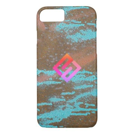 Funda Para iPhone 8/7 Cute Rust/ Oxido Lindo