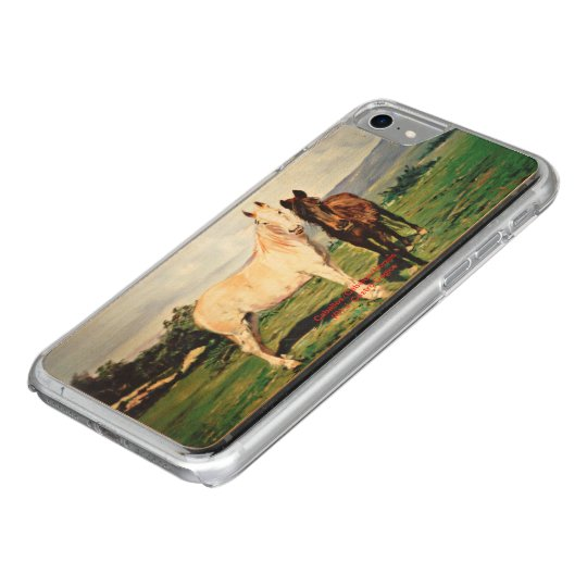 Funda Para iPhone 8/7 De Carved Caballos/Cabalos/Horses