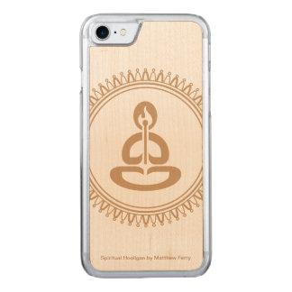 Funda Para iPhone 8/7 De Carved Caso espiritual 3 del iPhone del gamberro
