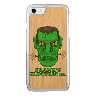 Funda Para iPhone 8/7 De Carved Company Eléctrica de Frank's