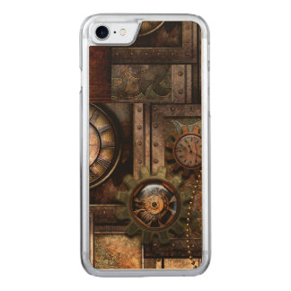 Funda Para iPhone 8/7 De Carved Diseño maravilloso del steampunk