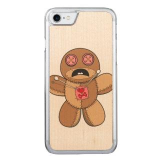 Funda Para iPhone 8/7 De Carved Ejemplo de la muñeca del vudú