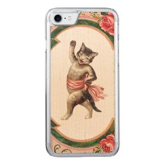 Funda Para iPhone 8/7 De Carved El iPhone REBELDE RETRO 5/5S del cabaret del