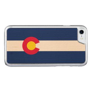Funda Para iPhone 8/7 De Carved Gráfico dinámico de la bandera del estado de