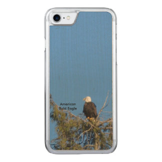 Funda Para iPhone 8/7 De Carved iPhone americano 6 de Eagle calvo