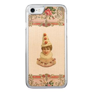 Funda Para iPhone 8/7 De Carved iPhone bonito REBELDE RETRO 5/5S de la mujer de