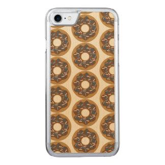 Funda Para iPhone 8/7 De Carved Los anillos de espuma del invierno con el azul