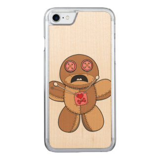 Funda Para iPhone 8/7 De Carved Muñeca del vudú