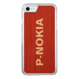 FUNDA PARA iPhone 8/7 DE CARVED P-NOKIA