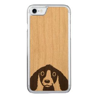 Funda Para iPhone 8/7 De Carved Perro largo de los oídos