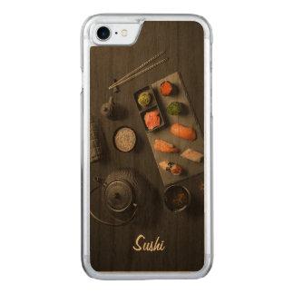 Funda Para iPhone 8/7 De Carved Ritual del japonés del sushi