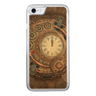 Funda Para iPhone 8/7 De Carved Steampunk, mecanismo maravilloso