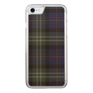 Funda Para iPhone 8/7 De Carved Tela escocesa de Achanalt del lago