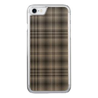 Funda Para iPhone 8/7 De Carved Tela escocesa de Achilty del lago