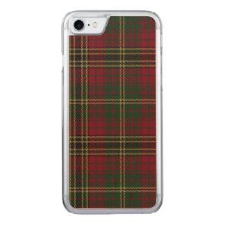 Funda Para iPhone 8/7 De Carved Tela escocesa de Achnacloich del lago