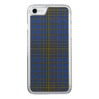 Funda Para iPhone 8/7 De Carved Tela escocesa de Achonachie del lago