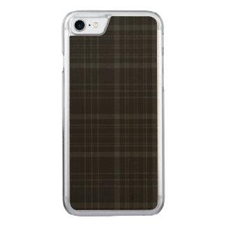 Funda Para iPhone 8/7 De Carved Tela escocesa de Achray del lago