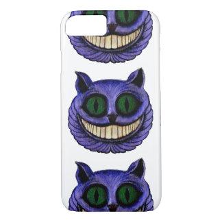 Funda Para iPhone 8/7 ~ de la CABEZA del CAT de CHESHIRE (Alicia en el