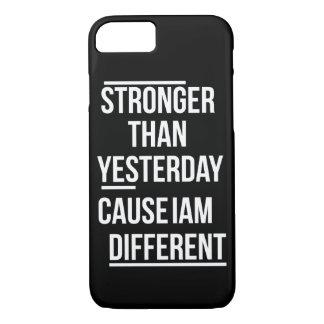 Funda Para iPhone 8/7 ¡Debe ser im fuerte diferente!