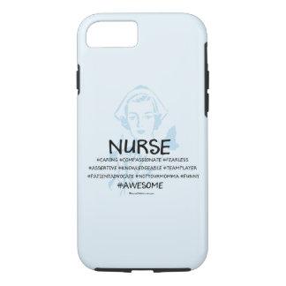 Funda Para iPhone 8/7 Definición de una enfermera