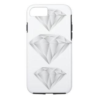 Funda Para iPhone 8/7 Diamante blanco para mi amor
