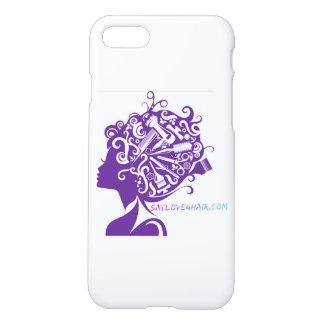 Funda Para iPhone 8/7 Diga el amor para el pelo