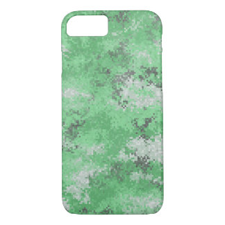 Funda Para iPhone 8/7 Digi verde Camo