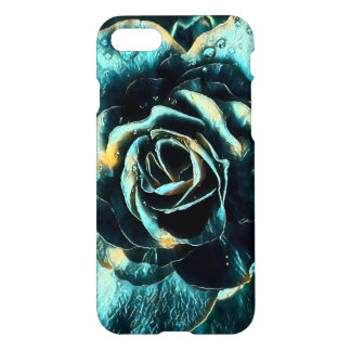 Funda Para iPhone 8/7 Diseño azul del rosa