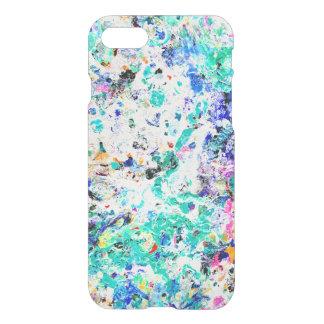 Funda Para iPhone 8/7 Diseño coloreado extracto lindo de la pintura