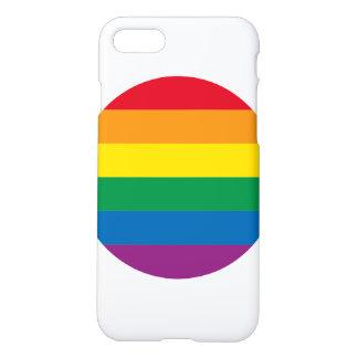Funda Para iPhone 8/7 Diseño colorido del arco iris del orgullo el |