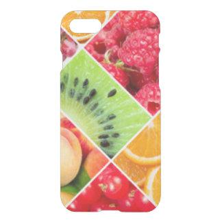 Funda Para iPhone 8/7 Diseño colorido del modelo del collage de la fruta