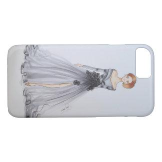 Funda Para iPhone 8/7 Diseño de la moda en gris