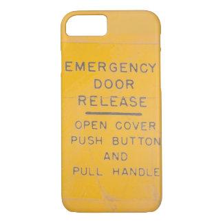 Funda Para iPhone 8/7 Diseño del lanzamiento de la salida de emergencia