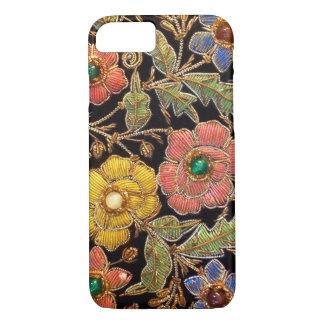 Funda Para iPhone 8/7 Diseño floral del vintage colorido de las cuentas