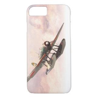 "Funda Para iPhone 8/7 Dispositivo Cass ""Aichi E13A Jake "" del arte de la"