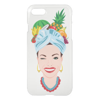 Funda Para iPhone 8/7 Diva tropical