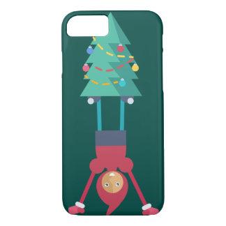 Funda Para iPhone 8/7 Duende con el árbol de pino
