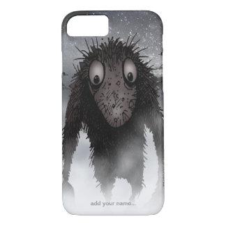 Funda Para iPhone 8/7 Duende melenudo grande del monstruo
