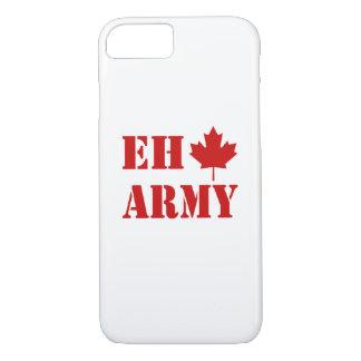 Funda Para iPhone 8/7 Ejército de Canadá Eh