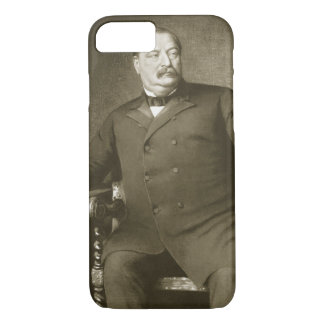 Funda Para iPhone 8/7 El 22do y el 24to presidente de Grover Cleveland,