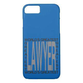 Funda Para iPhone 8/7 El abogado más grande de los mundos
