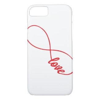 Funda Para iPhone 8/7 El amor es para siempre caso del iphone