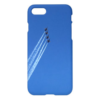 Funda Para iPhone 8/7 El azul pesca Iphone con caña 7/8 caso