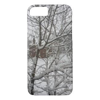 Funda Para iPhone 8/7 El bosque del invierno