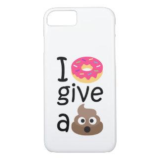 Funda Para iPhone 8/7 El buñuelo I da un emoji del impulso