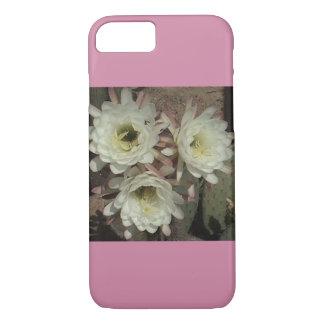 Funda Para iPhone 8/7 El cactus florece la caja del teléfono